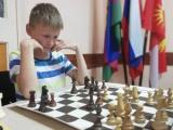 Новиков Андрей,обучающийся 5а класса, на Всероссийских соревнованиях по шахматам Первая Лига выполнил нормы 3 взрослого спортивного разряда