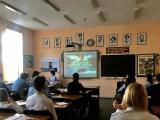 Прошли классные часы посвященные 75 годовщине снятия блокады Ленинграда